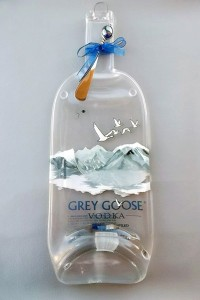 Cheese Board - Grey Goose