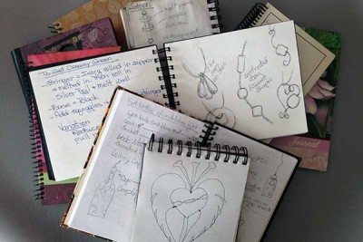 Sketch Pads And Notebooks