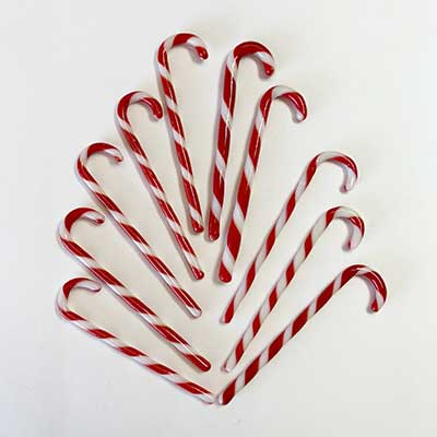 Candy Canes – 2.5″ Long